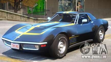 Chevrolet Corvette C3 ZR1 pour GTA 4