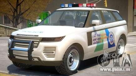 Gallivanter Baller Police für GTA 4