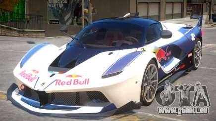 Ferrari FXX-K PJ6 für GTA 4