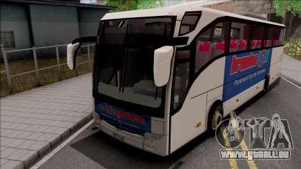 Mercerdes-Benz Tourismo Brendea Tour pour GTA San Andreas