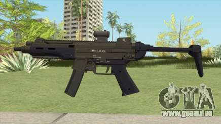 Hawk And Little SMG (Two Upgrades V1) GTA V pour GTA San Andreas