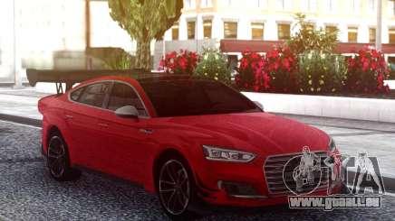 Audi S5 Sportback für GTA San Andreas