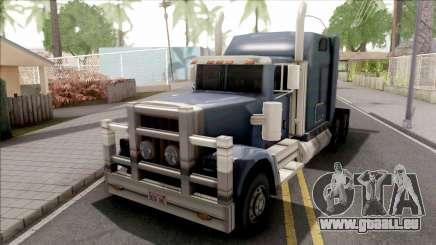 Linerunner Estilo Rutas Mortales pour GTA San Andreas