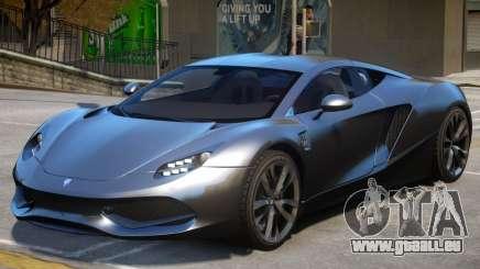Arrinera Hussarya V2 pour GTA 4