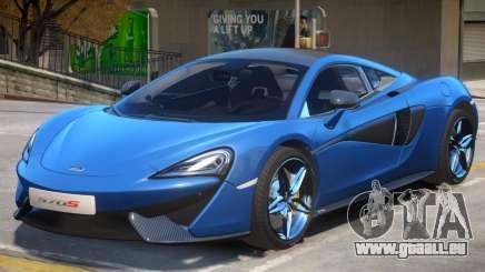 McLaren 570S R2 pour GTA 4