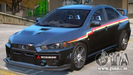 ML Evolution X PJ2 pour GTA 4