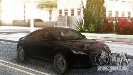 Audi TTS 2015 Black Edition für GTA San Andreas