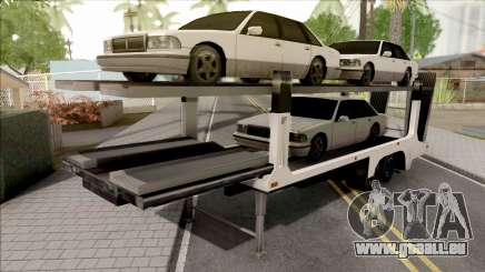 New Artict1 SA Style pour GTA San Andreas