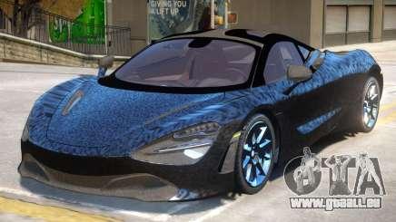 McLaren 720S V1.1 pour GTA 4