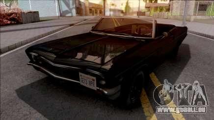 Chevrolet Impala 1966 pour GTA San Andreas