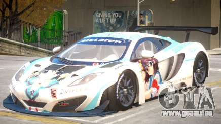 McLaren MP4 PJ6 pour GTA 4
