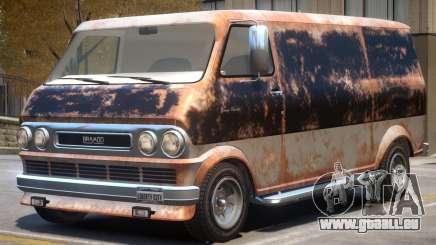 Bravado Youga Rusty pour GTA 4