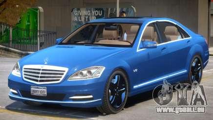 Mercedes Benz S600 pour GTA 4
