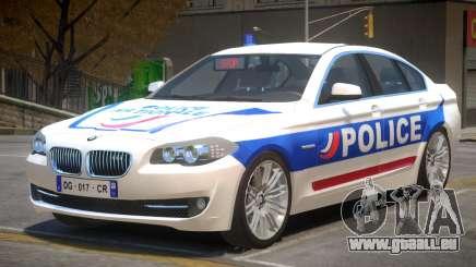 BMW Police V2 pour GTA 4
