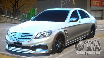 Mersedes Benz Wald für GTA 4