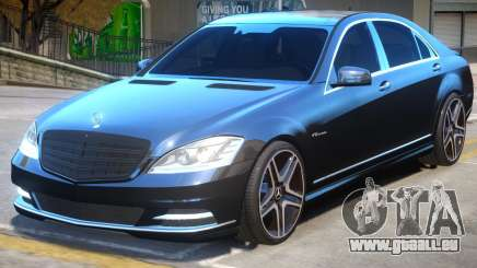 Mercedes Benz S7.0 AMG pour GTA 4