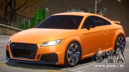 2019 Audi TT RS v1.2 für GTA 4