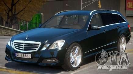 Mercedes Benz E Class Police für GTA 4