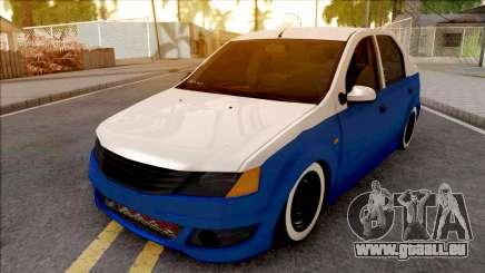 Dacia Logan 2004 Oldschool Style pour GTA San Andreas