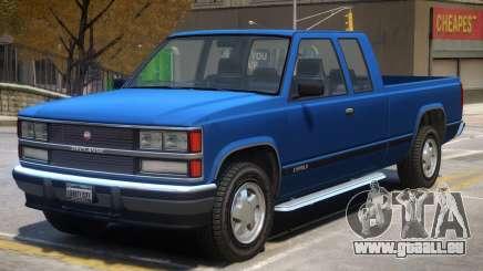 Declasse 1500LX Yosemite Club Cab pour GTA 4