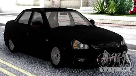 Lada Priora Veränderung für GTA San Andreas