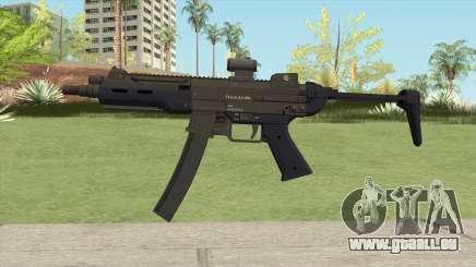 Hawk And Little SMG (With Scope V3) GTA V für GTA San Andreas