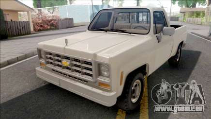 Chevrolet C-10 Custom Deluxe 1976 für GTA San Andreas