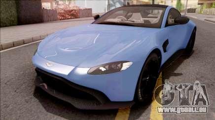 Aston Martin Vantage 2019 für GTA San Andreas
