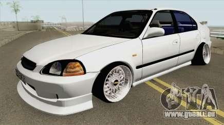 Honda Civic (Ies) pour GTA San Andreas