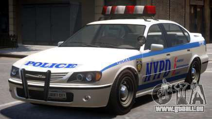 NYPD Police Liveries pour GTA 4