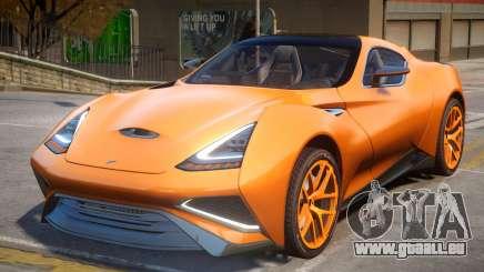 2016 Icona Vulcano Titanium für GTA 4