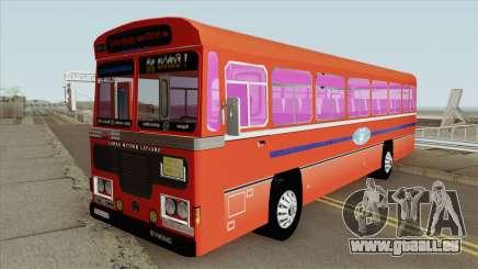 Diyawannawa Express SLTB Bandarawela pour GTA San Andreas