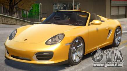Porsche Boxster Spyder NW pour GTA 4