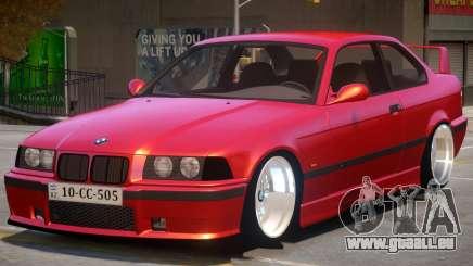 BMW M3 E36 Coupe pour GTA 4