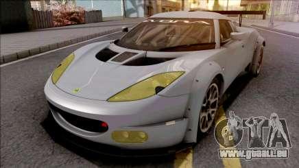 Lotus Evora GX 2012 pour GTA San Andreas