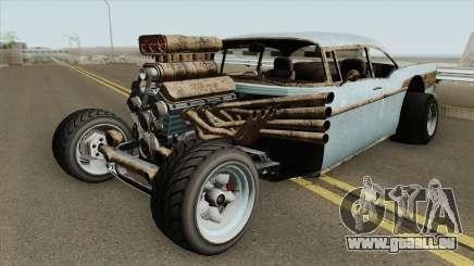 Declasse Tornado Rat-Rod GTA V für GTA San Andreas