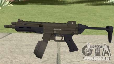 Hawk And Little SMG (Base V2) GTA V pour GTA San Andreas