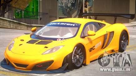 McLaren MP4 PJ4 für GTA 4