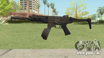 Hawk And Little SMG (With Silenced V2) GTA V für GTA San Andreas