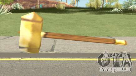 Uther Hammer (Warcraft III RoC) pour GTA San Andreas