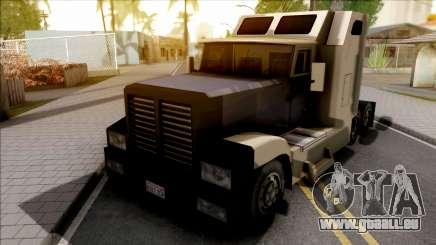 Roadtrain Estilo Rutas Mortales für GTA San Andreas