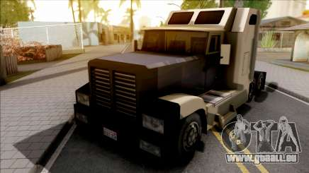 Roadtrain Estilo Rutas Mortales pour GTA San Andreas