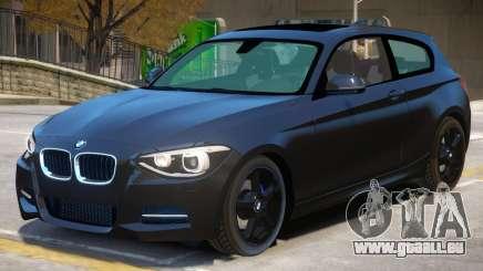 BMW 135i V2 pour GTA 4