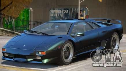Lamborghini Diablo pour GTA 4