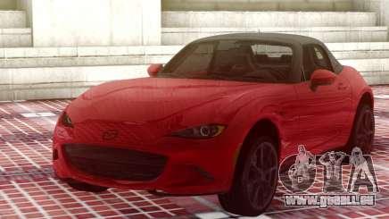 Mazda MX-5 Cabrio Roof pour GTA San Andreas