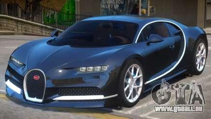 2017 Bugatti Chiron v1.2 für GTA 4