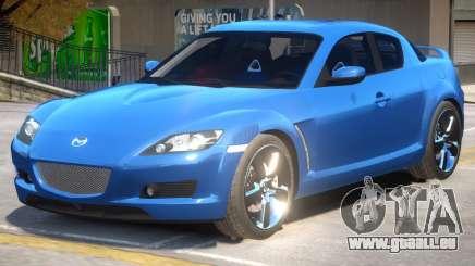 Mazda RX-8 Improved für GTA 4