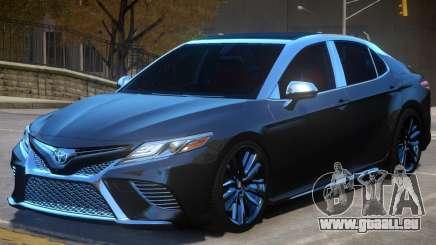 2019 Toyota Camry pour GTA 4