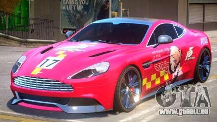 Haru Okumura Aston Martin pour GTA 4