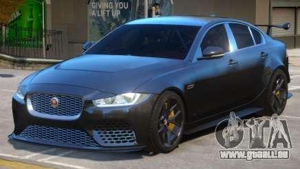 Jaguar XE SV Project 8 pour GTA 4